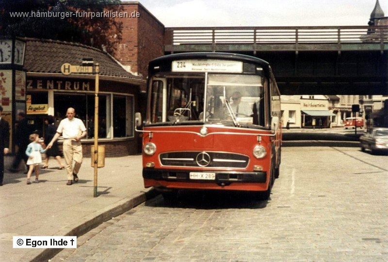 Bildergalerie der VHH, Wagen 6701 bis 6743, Baujahr 1967